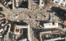 Баррикады 2014 со спутника, фото №11 из 11