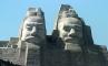 Скульптура императоров Янь и Хуань, фото №5